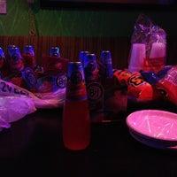 Photo taken at Karaoke Hut Sports Bar & Grill by kelli on 2/10/2013