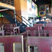 Photo taken at Ayam Bakar Wong Solo by arya p. on 6/25/2014