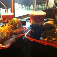 Photo taken at EZ Take Out Burger by Mohammed A. on 11/14/2012
