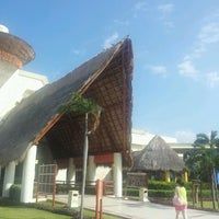 Photo taken at Gran Bahia Principe Tulum by Catriona M. on 5/15/2013