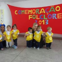 Photo taken at Centro De Ensino São José by Cynthia M. on 8/26/2013