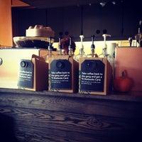 Photo taken at Starbucks by Katelyn B. on 9/29/2012