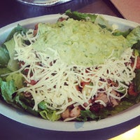 Photo taken at Chipotle Mexican Grill by Katelyn B. on 4/27/2013