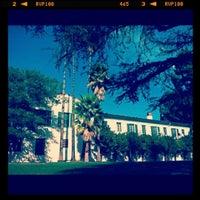 Photo taken at Scripps College by Jessie K. on 11/14/2012