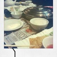 Photo taken at Coca Suki Restaurant by ANNASTASZIA S. on 3/23/2013