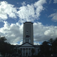 Photo taken at Florida State Capitol by Deborah J. on 12/6/2012