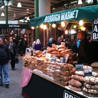 Photo taken at Borough Market by Guerrillero C. on 2/15/2013