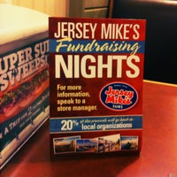 Photo taken at Jersey Mike's Subs by Jenn A. on 12/24/2012