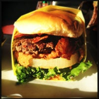 Photo taken at Willy Burger by Samuel F. on 12/30/2012