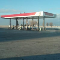 Photo taken at Matfield Green Service Area - Kansas Turnpike by Jeff S. on 1/3/2013
