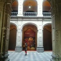 Photo taken at Antiguo Colegio de San Ildefonso by Rubén C. on 11/22/2012