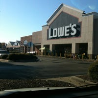 Photo taken at Lowe's Home Improvement by Cathy C. on 10/25/2012