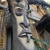 Photo taken at Enchanted Tiki Room by David S. on 2/1/2013