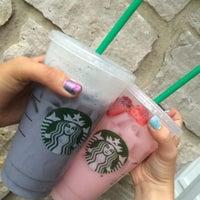 Photo taken at Starbucks by Ashley F. on 7/24/2016