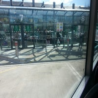 Photo taken at Hamilton Central Bus Station by Marci D. on 4/19/2013