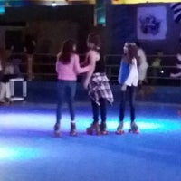 Photo taken at Let's Skate Orlando by John M. on 1/26/2014