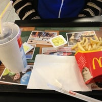Photo taken at McDonald's by Stieneke T. on 2/3/2013