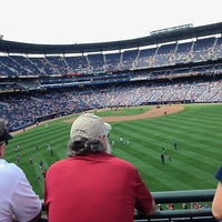 Photo taken at The Braves Chop House by Kirsten N. on 4/7/2013