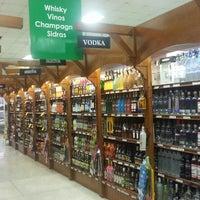 Photo taken at Supermercados Nacional by Roy C. on 8/8/2013