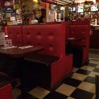 Photo taken at Buddies New York Café by M3 P. on 12/7/2013