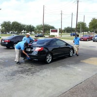 Photo taken at Midway Car Wash by Freddy R. on 10/12/2012