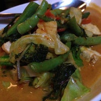 Photo taken at Mee Dee Thai by Natalie S. on 4/1/2013
