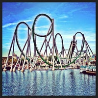 Photo taken at Universal's Islands of Adventure by Tiago F. on 4/9/2013