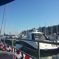 Photo taken at San Francisco Yacht Club by sara g. on 9/1/2014