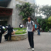 Photo taken at Kampus A Universitas Gunadarma by Ainul Y. on 12/30/2012