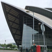 Photo taken at Clyde Auditorium by Chuchart C. on 7/24/2016