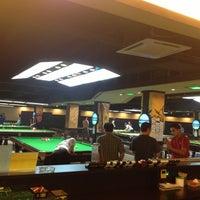 Photo taken at Club 11 Snooker & Pool by David O. on 11/2/2012