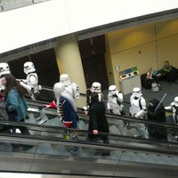 Photo taken at Metro Toronto Convention Centre - South Building by Jann V. on 3/10/2013