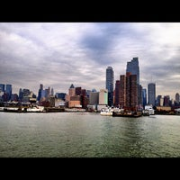 Photo taken at NY Waterway Ferry Terminal Midtown by Pavel O. on 11/11/2012