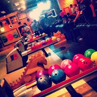 Photo taken at Striker Casual Bowling by Luciana A. on 12/19/2012