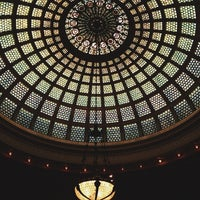 Photo taken at Chicago Cultural Center by Samantha O. on 3/2/2013