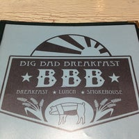 Photo taken at Big Bad Breakfast by Courtney H. on 4/5/2013
