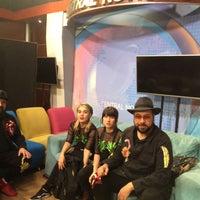 Photo taken at Ocho TV by Gabriela Z. on 10/21/2016