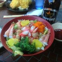 Photo taken at Sushi Bay by Cortni W. on 7/26/2013