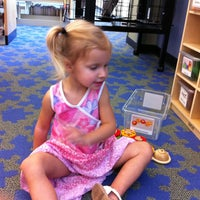 Photo taken at Tuckahoe Library by Scott J. on 7/6/2013