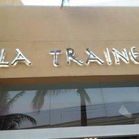 Photo taken at La Trainera by Paul on 4/6/2013