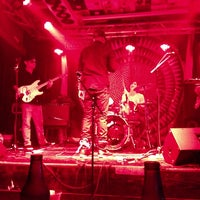 Photo taken at Shrine World Music Venue by Andrea R. on 1/31/2013