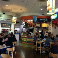 Photo taken at Nalu's Island Grill by Ian C. on 2/8/2013