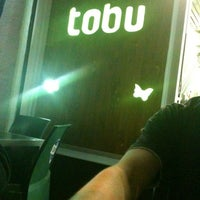 Photo taken at Tobu Sushi by Felipe O. on 11/5/2012