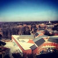 Photo taken at Walter Clinton Jackson Library by Jason K. on 1/24/2013