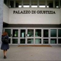 Photo taken at Tribunale di Padova by Tomaso on 10/17/2013