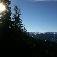 Photo taken at Mont Blanc - 4 by Daria K. on 12/22/2014