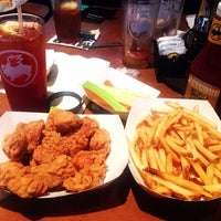 Photo taken at Buffalo Wild Wings by Xei L. on 3/24/2014