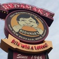 Photo taken at Redamak's Tavern by Erin S. on 8/9/2013