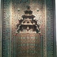 Photo taken at Museum für Islamische Kunst im Pergamonmuseum by Richard Y. on 8/6/2013