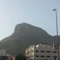 Photo taken at Jabal Nur - Ghar Hira by Awab A. on 4/10/2013